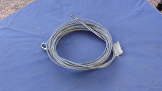 CABLE ASSY, AILERON DRIVER (285014)